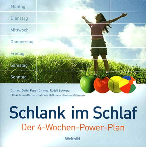 Schlank im Schlaf Power Plan