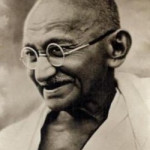 Mahatma Gandhi: Der Prophet der Gewaltlosigkeit