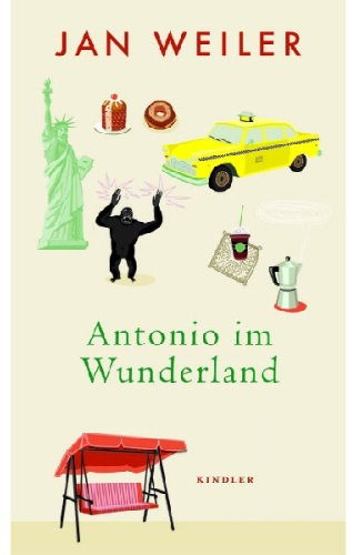 Antonio im Wunderland neu