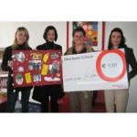 Weltbild-Mitarbeiter ermöglichen Reittherapie für traumatisierte Kinder