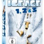 Ice Age, der urzeitliche DVD Spaß für die ganze Familie