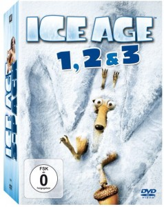 Ice Age DVD-Box