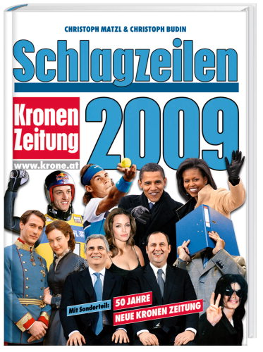 Schlagzeilen 2009