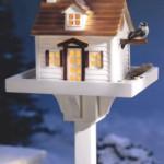 Home sweet home – Vogelhäuschen selber bauen