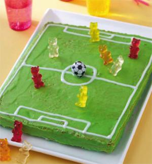 Fussball Kuchen Weltbild Blog