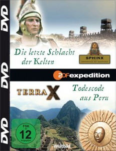 ZDF Expedition Die letzte Schlacht der Kelten/ Todescode aus Peru