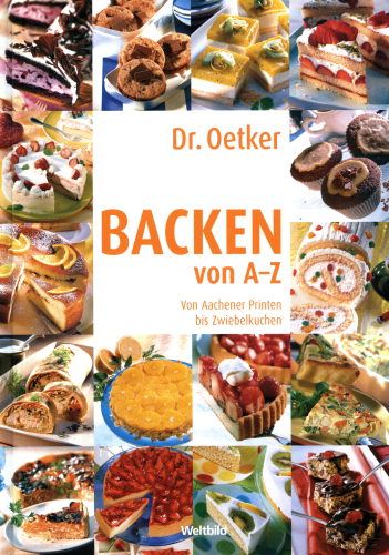 Dr. Oetker Backen von A bis Z