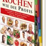 """""""Kochen wie die Profis"""" – Gaumenfreuden von Sarah Wiener, Jamie Oliver & Co.!"""