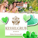 Kommentar schreiben: Urlaub in Kesselgrubs Ferienwelt gewinnen!