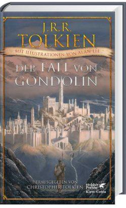 Der Fall von Gondolin J.R.R. Tolkien Buch Rezension auf blog.weltbild.at