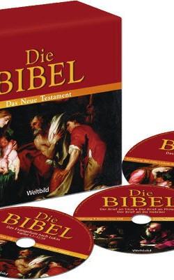 Die Bibel_Hörbuch