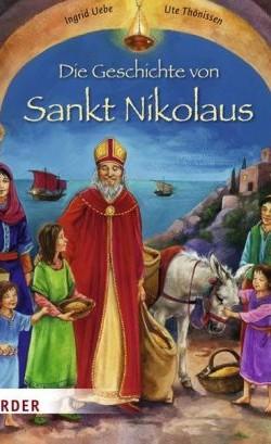Die Geschichte von Sankt Nikolaus