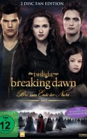 Twilight Breaking Dawn - DVD