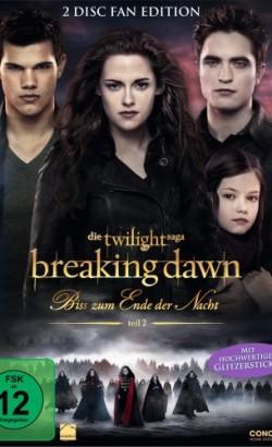 Twilight Breaking Dawn - DVD