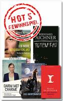 Hot 5 Bücher Gewinnspiel